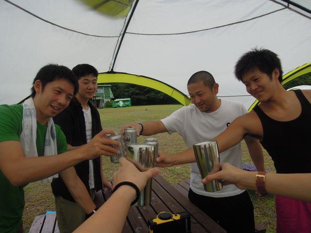 楽しかった3連休キャンプ1日目_a0239065_16105381.jpg