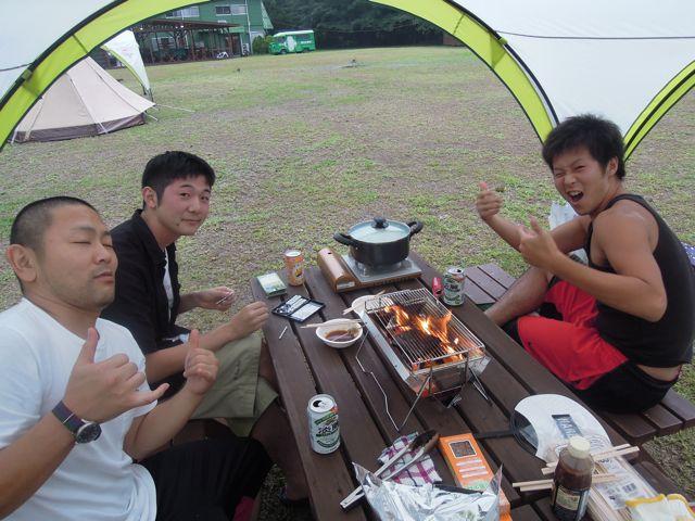 楽しかった3連休キャンプ1日目_a0239065_16112040.jpg