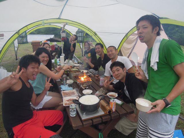 楽しかった3連休キャンプ1日目 Vol.2_a0239065_1620376.jpg