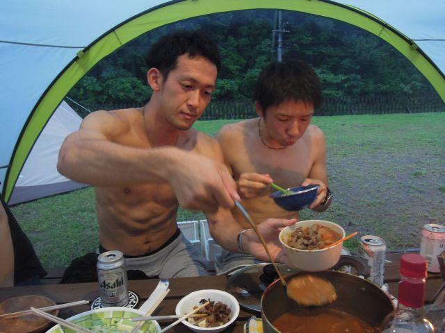 楽しかった3連休キャンプ1日目 Vol.2_a0239065_16271635.jpg