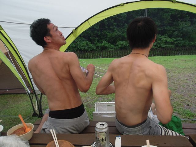 楽しかった3連休キャンプ1日目 Vol.2_a0239065_16271984.jpg