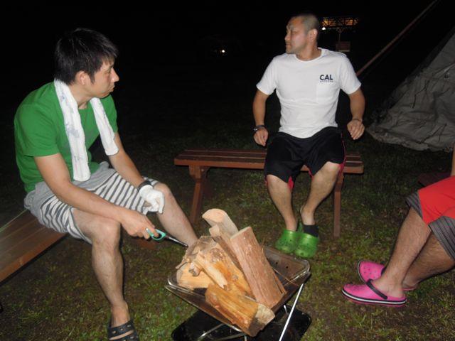 楽しかった3連休キャンプ1日目 Vol.2_a0239065_1815749.jpg