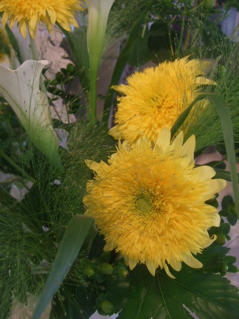 オークリーフ花の教室(甘艸さんと大草さんの作品)_f0049672_1812654.jpg