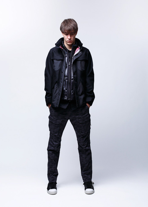 White Mountaineering - 2014 - 15 A/W COLLECTION 7.26 START!!_f0020773_20374144.jpg