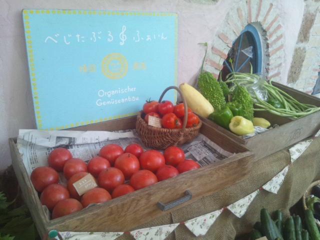 トマトとヒグラシ_a0138985_20371143.jpg