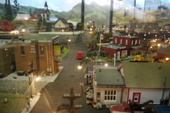 スコーミッシュの鉄道博物館で古き良き時代の列車見学!_d0129786_103447100.jpg