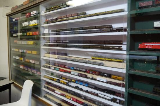 スコーミッシュの鉄道博物館で古き良き時代の列車見学!_d0129786_1425314.jpg