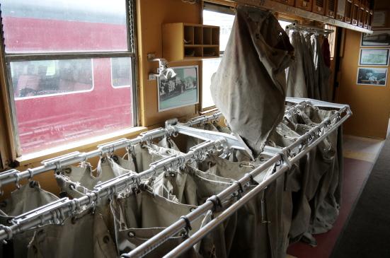 スコーミッシュの鉄道博物館で古き良き時代の列車見学!_d0129786_14352917.jpg