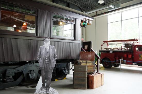 スコーミッシュの鉄道博物館で古き良き時代の列車見学!_d0129786_7482721.jpg