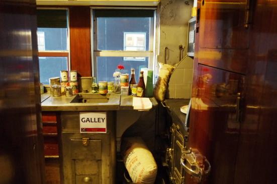 スコーミッシュの鉄道博物館で古き良き時代の列車見学!_d0129786_7515324.jpg