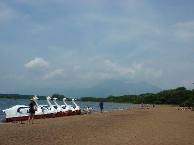 さあ、湖水浴の季節ですよ~_a0096989_10162795.jpg