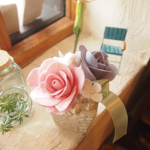 感動のバラが咲きました_a0230197_10050452.jpg
