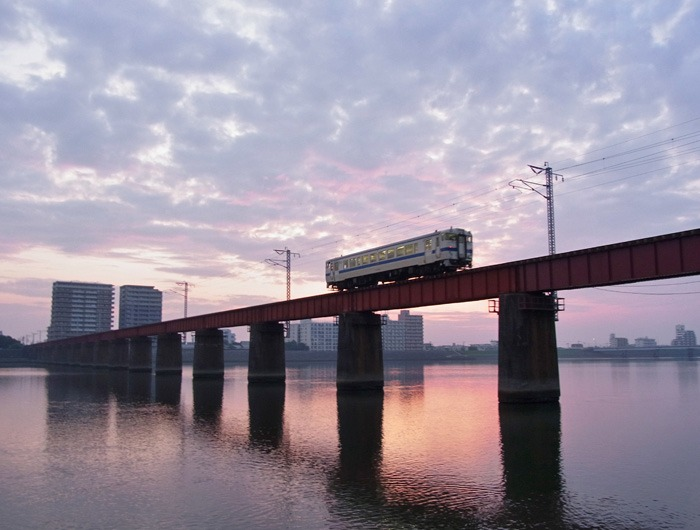 美しい朝はつづく… (*^_^*)_c0049299_2127743.jpg
