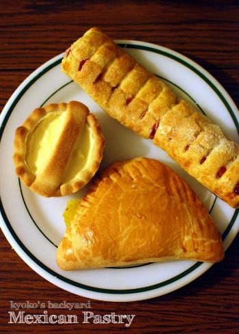 メキシコの菓子パン@Juarez Bakery_b0253205_212796.jpg