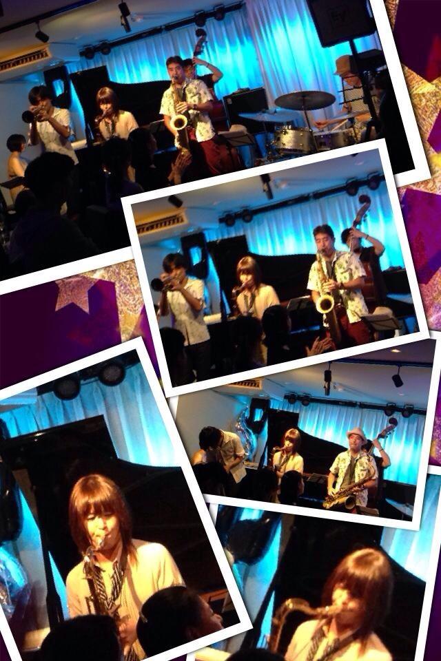 Jazzlive comin 七周年からの明日金曜日のライブ!_b0115606_11034673.jpg