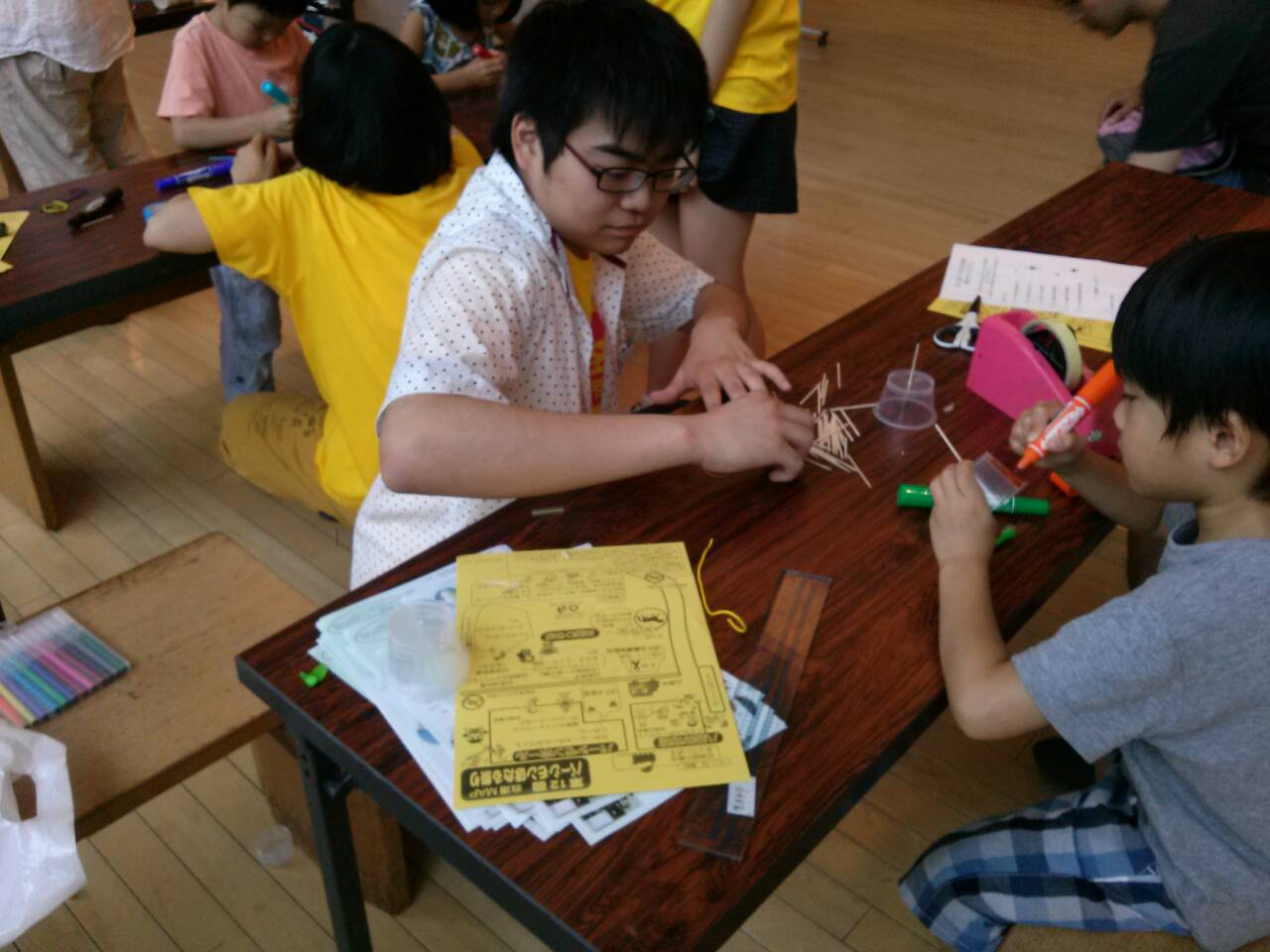 2014/07/13 ほたる祭り@目黒パーシモンホール_f0240709_22481589.jpg