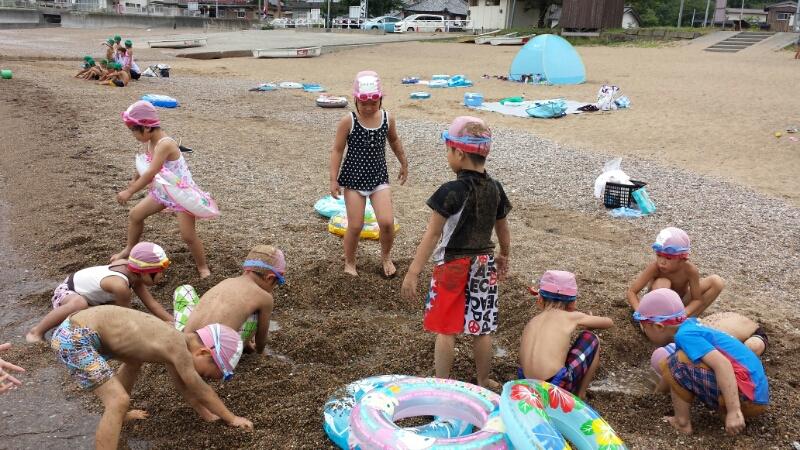 海合宿2日目 ~いのくま海水浴場~_b0117125_12222992.jpg