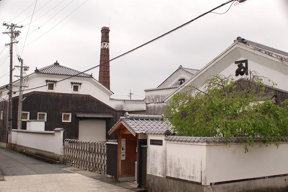 播磨の小京都、龍野をたずねて その4 「龍野淡口醤油」_e0158128_21225860.jpg