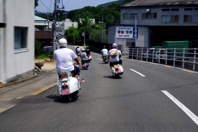 VESPA de 小豆島キャンプ⑥_a0249931_14401316.jpg