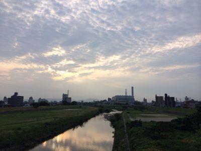 ハムヲさんの朝ラン日記  (2014/7/24)_a0260034_7132562.jpg