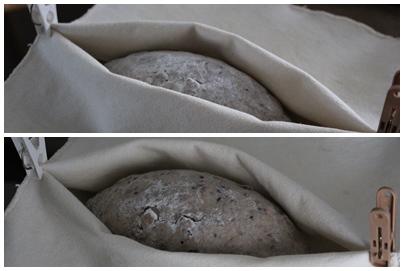 ローズマリー酵母のフォカッチャとメアコーンブロート!_a0165538_9143139.jpg