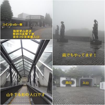 箱根の旅 一日目 彫刻の森美術館&富士屋ホテル_a0084343_1135594.jpg