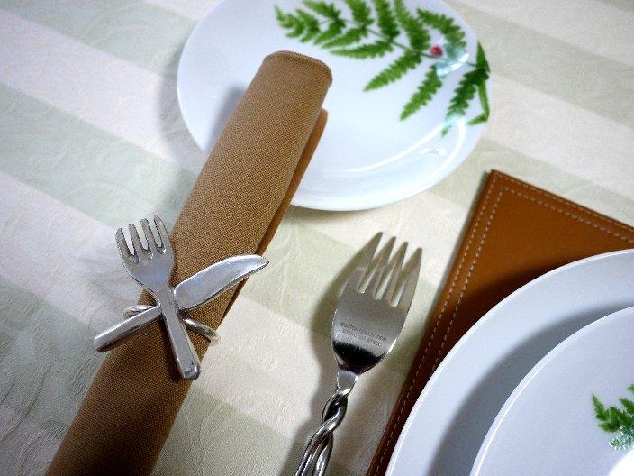 清涼感あふれるランチテーブル_b0202345_21503681.jpg