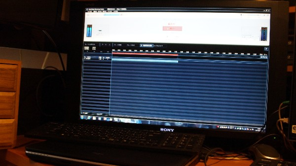 DSD録音を編集中_e0166355_814024.jpg