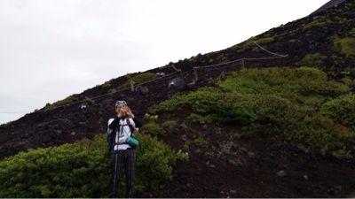 案外しんどい富士山下山_b0274062_6251789.jpg