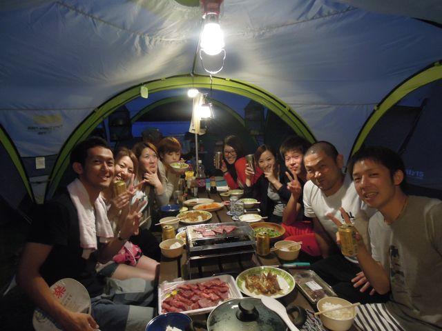 楽しかった3連休キャンプ2日目 Vol.4_a0239065_1111577.jpg