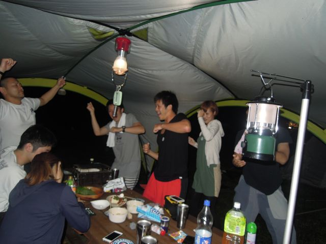 楽しかった3連休キャンプ2日目 Vol.5_a0239065_11365158.jpg