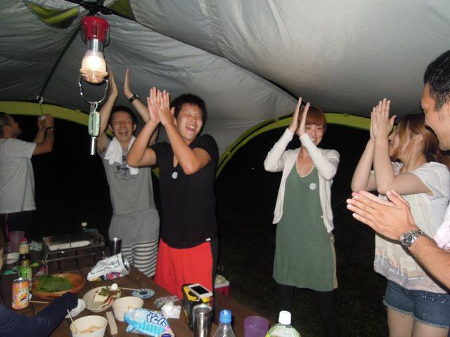 楽しかった3連休キャンプ2日目 Vol.5_a0239065_113741.jpg