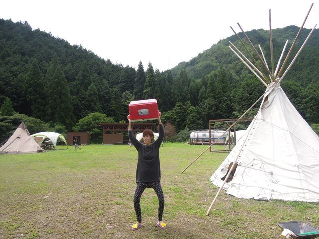 楽しかった3連休キャンプ2日目_a0239065_9542618.jpg