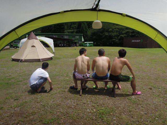 楽しかった3連休キャンプ2日目_a0239065_9561436.jpg