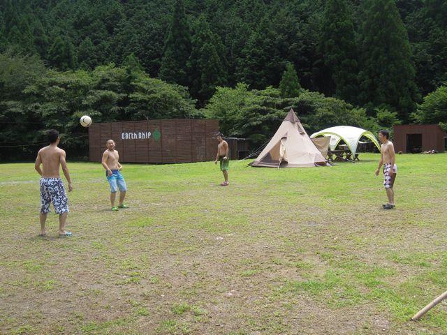 楽しかった3連休キャンプ2日目_a0239065_956372.jpg