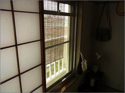 【 夏の網戸掃除 】_c0199166_10129100.jpg