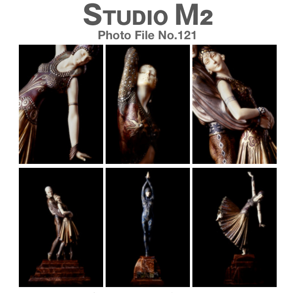 STUDIO M2 PhotoFile No.121「チパルスのアール・デコ・フィギュア」_a0002672_1256651.jpg