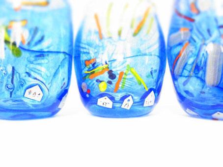高城加世子ガラス作品展「花火」来週から_b0322280_2123285.jpg