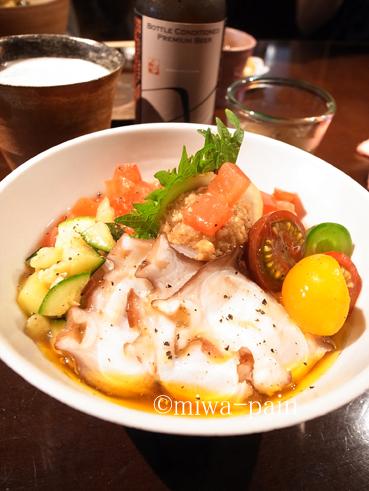 食べ納め?! suido cafeランチ_e0197587_1115292.jpg