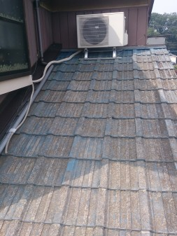 和光市の下新倉で雨漏り修理_c0223192_20454086.jpg