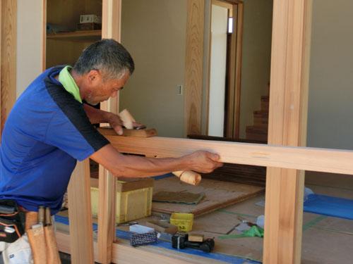 木製建具_d0168406_18465113.jpg