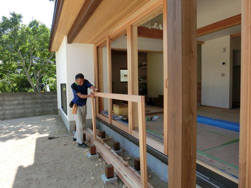 木製建具_d0168406_18465976.jpg
