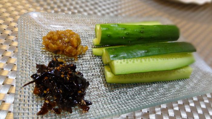干タコのオーブン焼きと砂肝のコンフィ_b0290816_18223597.jpg
