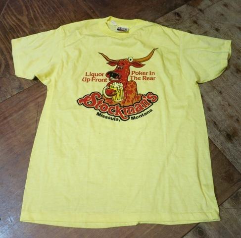 80'S HANES Tシャツ!_c0144020_13572687.jpg