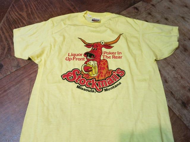 80'S HANES Tシャツ!_c0144020_13572858.jpg