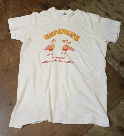 7月26日(土)入荷!70'S HANES 染込みプリントTシャツ!_c0144020_1405643.jpg