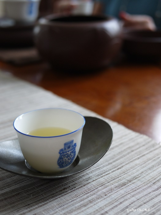 「木瓜雪耳甜湯」パパイヤと白きくらげのシロップ煮_a0169924_16354299.jpg