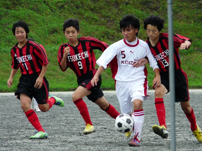 サッカー 中体連 東濃大会_d0010630_23253525.jpg