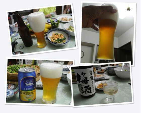 My Beer No.6 Ayashi Hefeweizen 開栓_c0063348_203699.jpg