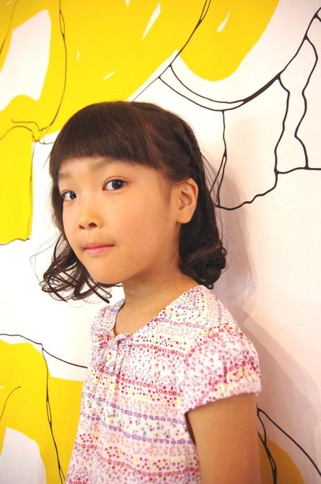 ☆キッズアレンジ☆_a0272765_197718.jpg